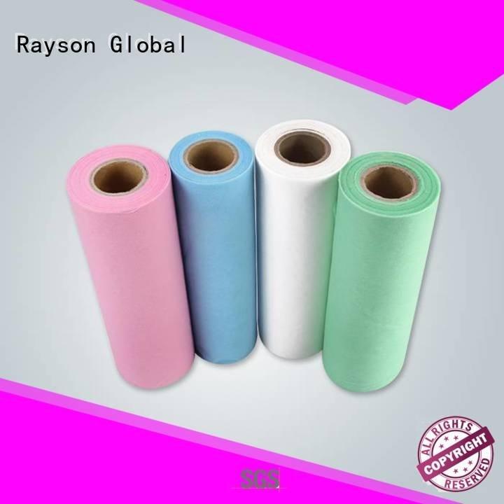 rayson nonwoven,ruixin,enviro Brand gram ply non woven textile europe wide