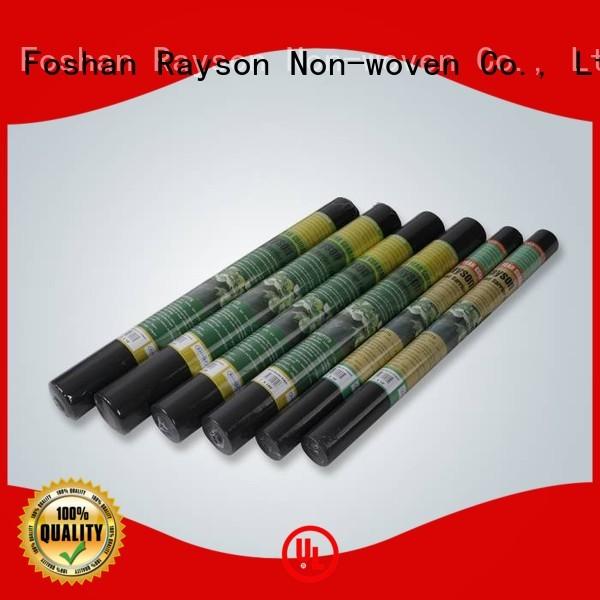 winter covering cloth landscape fabric material rayson nonwoven,ruixin,enviro