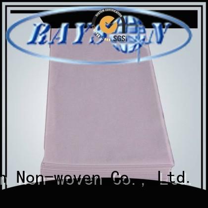 rayson nonwoven,ruixin,enviro Brand laminated non woven textile contamaination factory