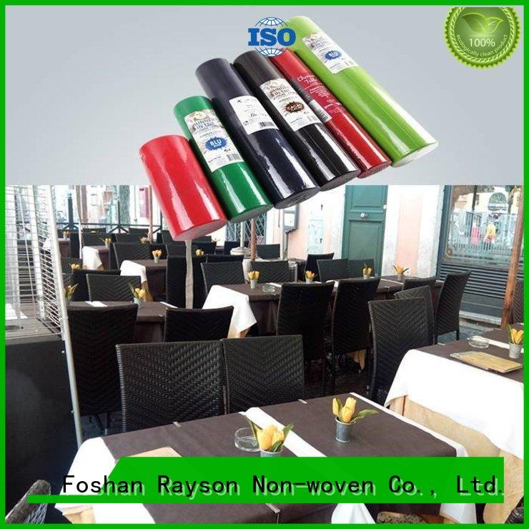 non woven bag supplier overseas 45gr 50gsm rayson nonwoven,ruixin,enviro Brand company