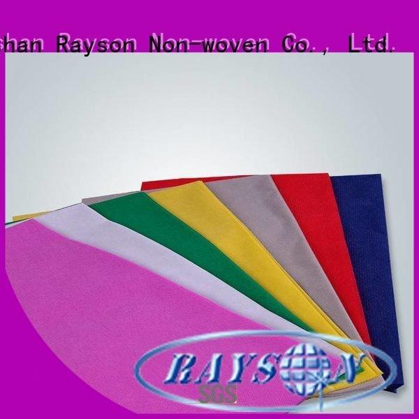 olmayan dokuma kumaş 24m 45gsm olmayan dokuma masa örtüsü rayson nonwoven, ruixin, enviro marka