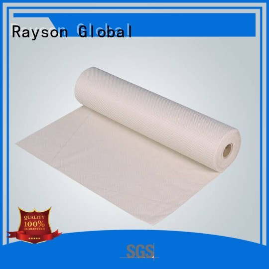 rayson nonwoven,ruixin,enviro Brand home fabric bottom pp non woven fabric manufacturing machine