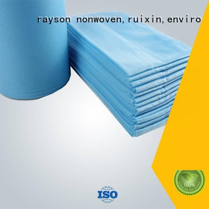trending medical non woven fabric price pe rayson nonwoven,ruixin,enviro