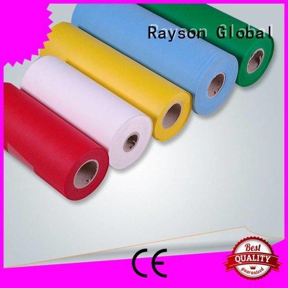 spunbond nonwoven fabric filler non woven polypropylene rayson nonwoven,ruixin,enviro
