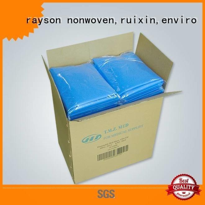 box couch beauty pieces rayson nonwoven,ruixin,enviro pp non woven fabric price