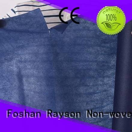 rayson nonwoven,ruixin,enviro Brand market on rayson tnt tablecloth