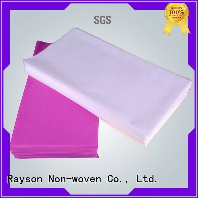 Wholesale non non woven fabric used in agriculture color rayson nonwoven,ruixin,enviro Brand