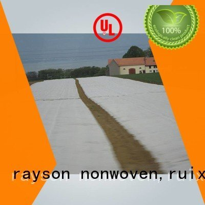 fabric for weeds friendly oem flower garden fabric rayson nonwoven,ruixin,enviro Brand