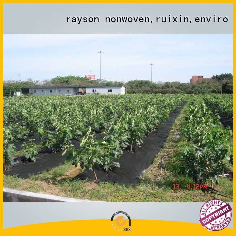 preen landscape fabric weed accessories OEM 30 year landscape fabric rayson nonwoven,ruixin,enviro