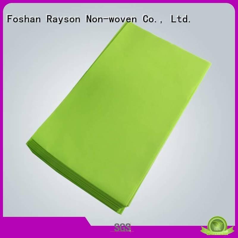 non woven clothes contamaination rayson nonwoven,ruixin,enviro Brand non woven textile