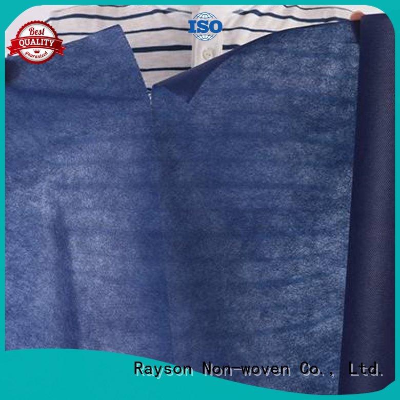 Rayas no tejidas, ruixin, enviro Marca de tela roja telas de mantel tnt