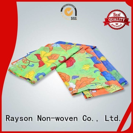 rayson nonwoven,ruixin,enviro spunlace nonwoven fabric suppliers strength pvc economic bedding