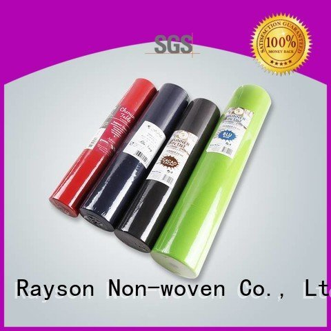 non woven bag supplier foshan distance stable from rayson nonwoven,ruixin,enviro