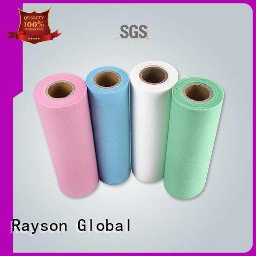antibacterial moq rayson nonwoven,ruixin,enviro non woven textile