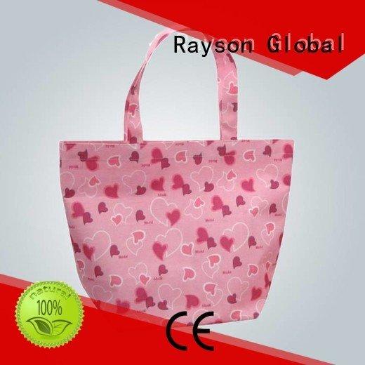 promotional non woven bags rayson nonwoven,ruixin,enviro non woven bags raw material